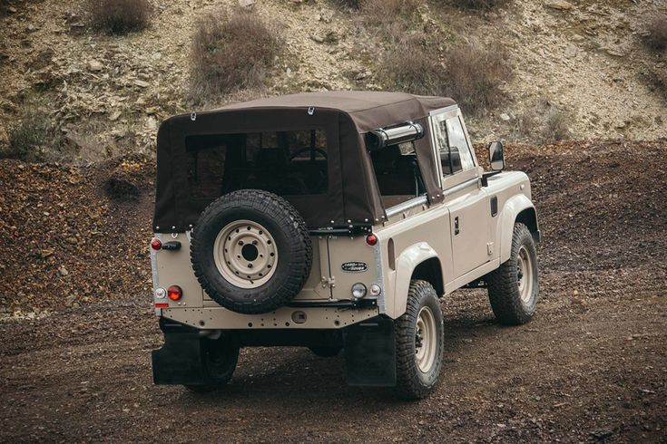 2003 Land Rover D90 By Cool and Vintage 3