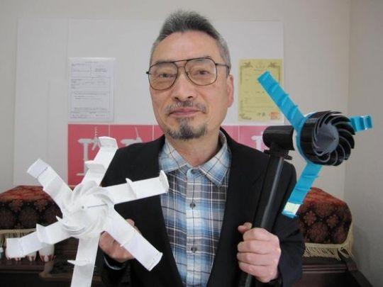 新技術採用の風力発電装置のプロトタイプの製造したい   日本最大級のクラウドファンディングまとめ検索サイト『クラウドモンスター』