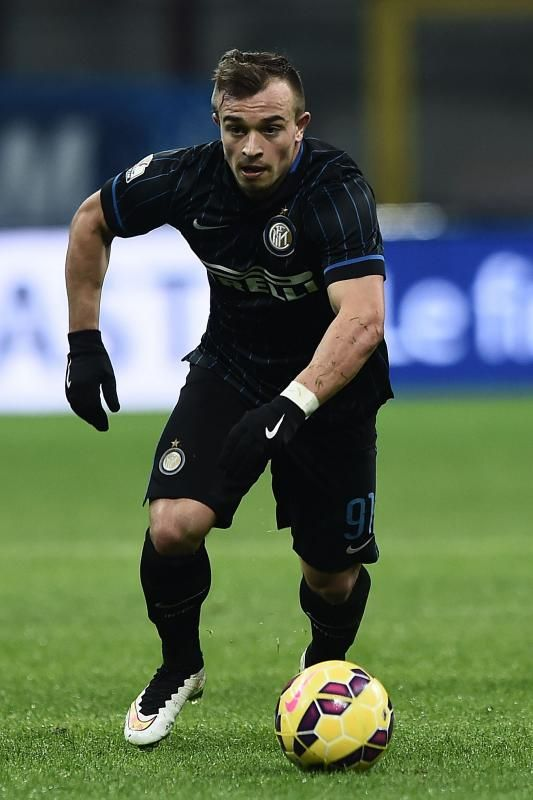 SHAQIRI IN INTER!!!