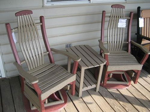17 Best images about Amish Outdoor Furniture
