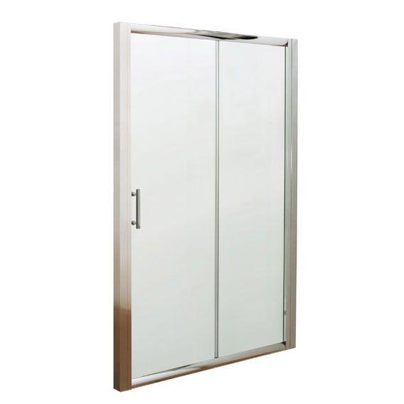 Premier Pacific Sliding Shower Door - 1200mm £135