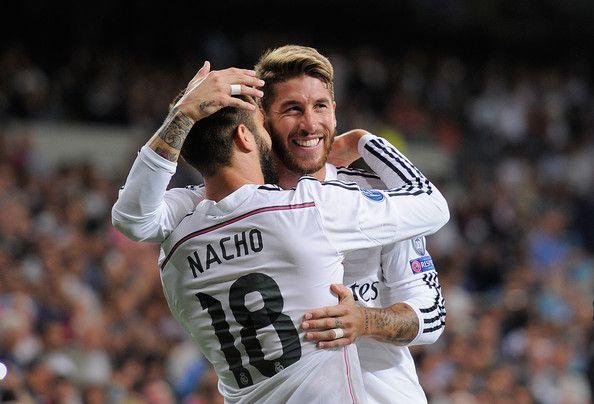 Sergio Ramos Photos - Real Madrid CF v FC Basel 1893 - Zimbio