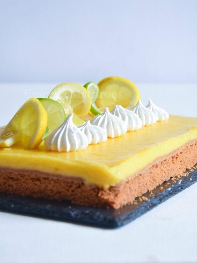 Les 25 meilleures id es de la cat gorie tarte au citron revisit e sur pinterest tarte citron - Fond de tarte palet breton ...