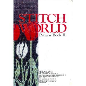 Link to download - Brother Stitchworld II Pattern Book for KH965 and KH965i