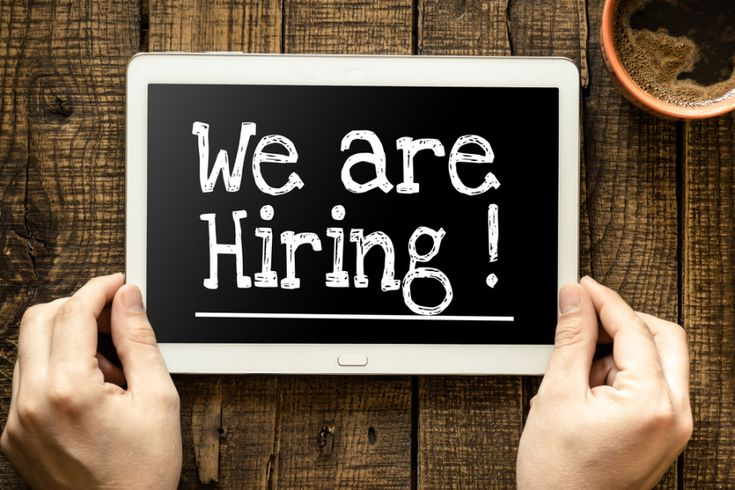 Finding the Best Talent for Your Startup We are hiring