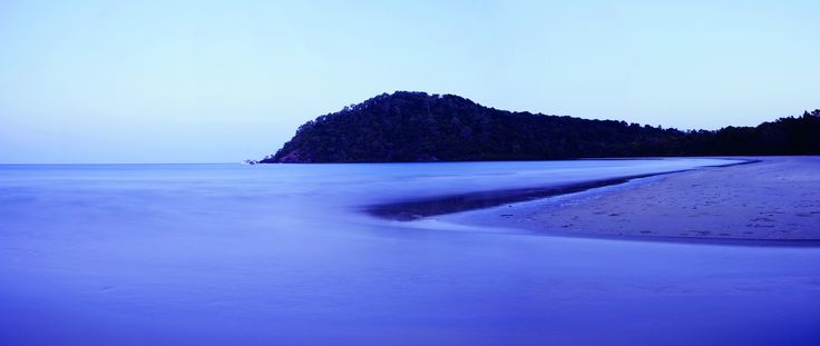 Cape Tribulation Beach - where the rainforest meets the reef. #reefandrainforest #australianbeaches
