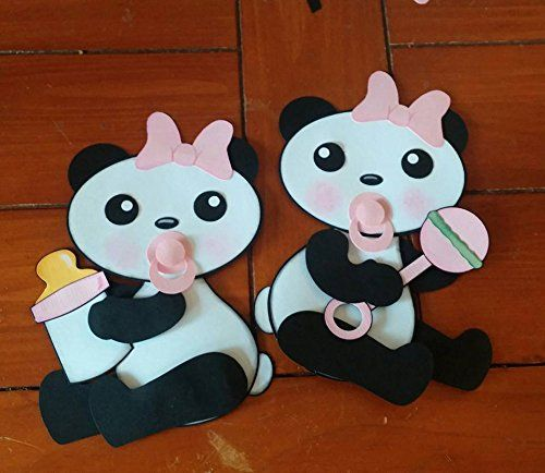 Perfect Baby Panda Baby Shower/Nursery Wall Hanging PaperPerfect Https://www.amazon