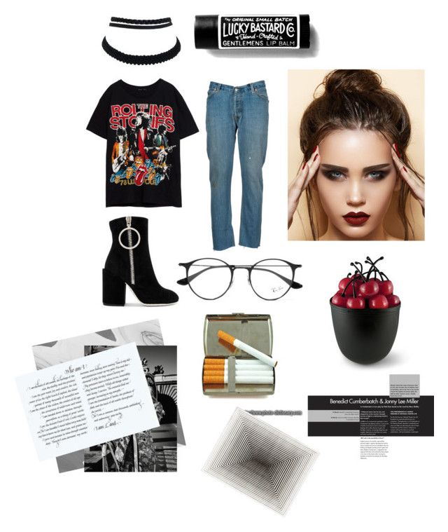 Untitled #118 by ezerys on Polyvore featuring polyvore, fashion, style, RE/DONE, Off-White, Ray-Ban, Donald Carlson, Burton and clothing