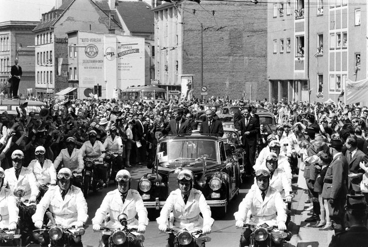 JFK in Germany: Rare and Classic Photos, 1963 | LIFE.com
