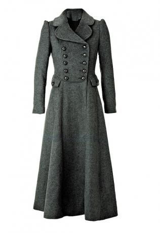 I love this. Must have for all those black-tie events in winter.