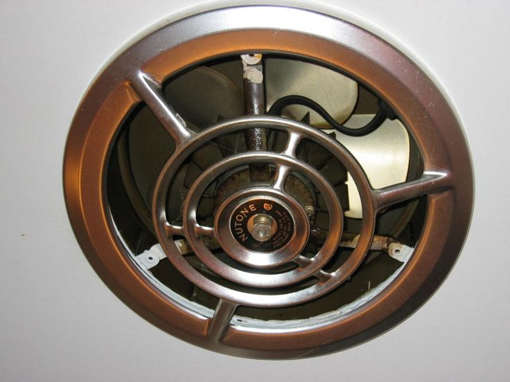 Nutone Kitchen Exhaust Fans Wall Mount