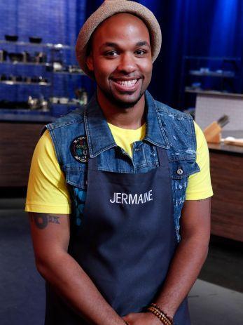 Jermaine Wright Food Network
