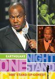 One Night Stand: Earthquake [DVD]