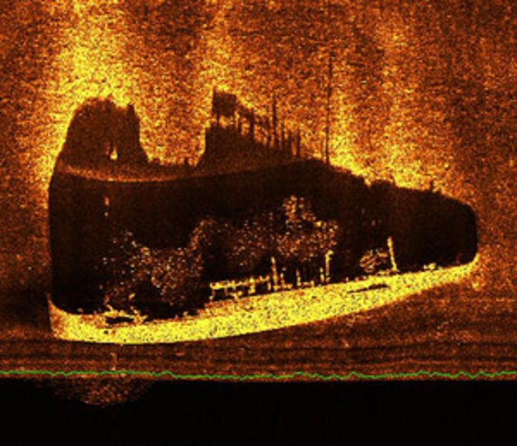 Mystery shipwreck located in Smyrni, Asia Minor - Could it be a Greek vessel sunk in 1922?
