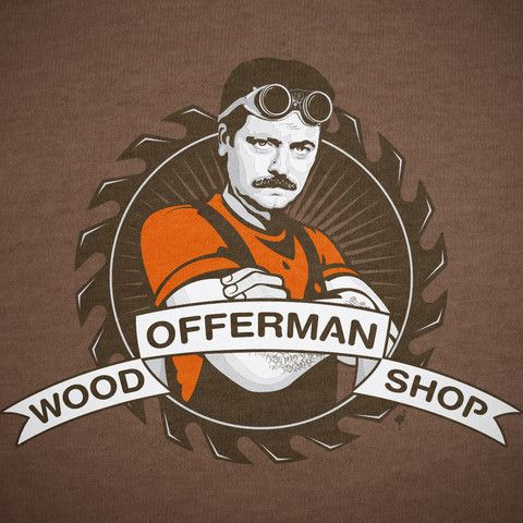 Offerman Woodshop | The Chivery