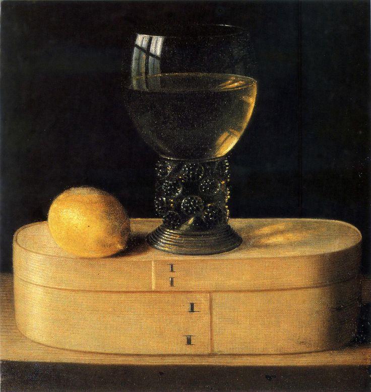 16 Sébastien Stoskopff, roehmer fruit boiteStockholm, collection privée