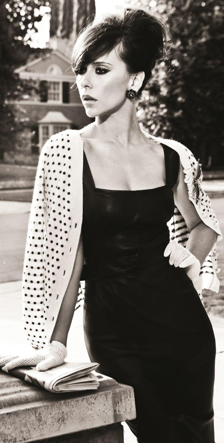 Jennifer Love Hewitt, Modern twist on a classic look