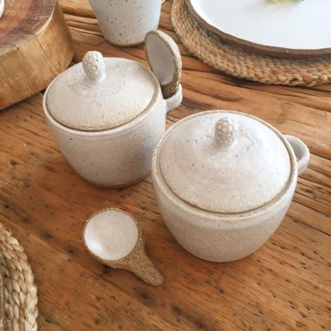 Mudhavi Tea Jar