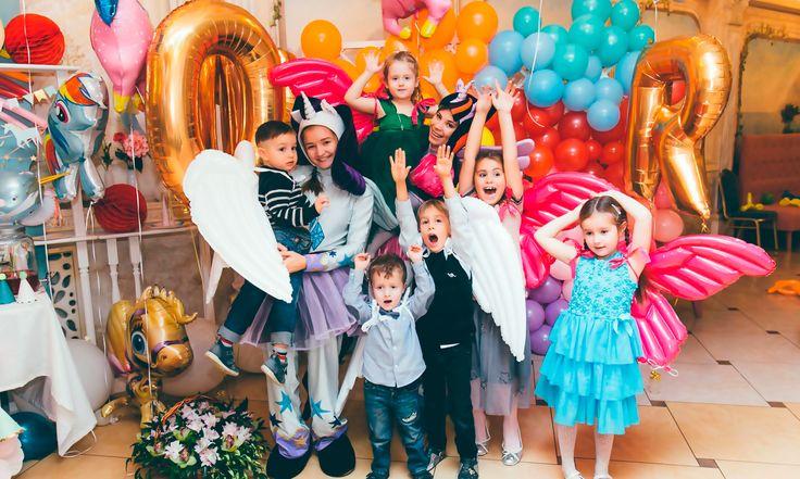 Проведение детского праздника - веселые игры, конкурсы, вкусное угощение и зажигательная бумажная дискотека