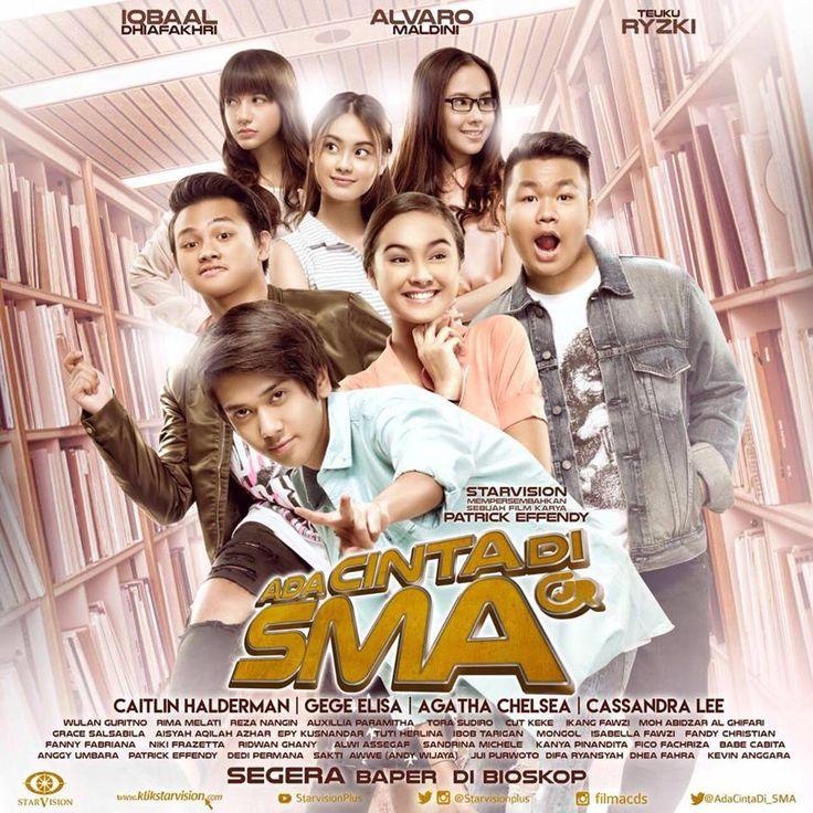 Sinopsis Film Ada cinta di SMA 2016