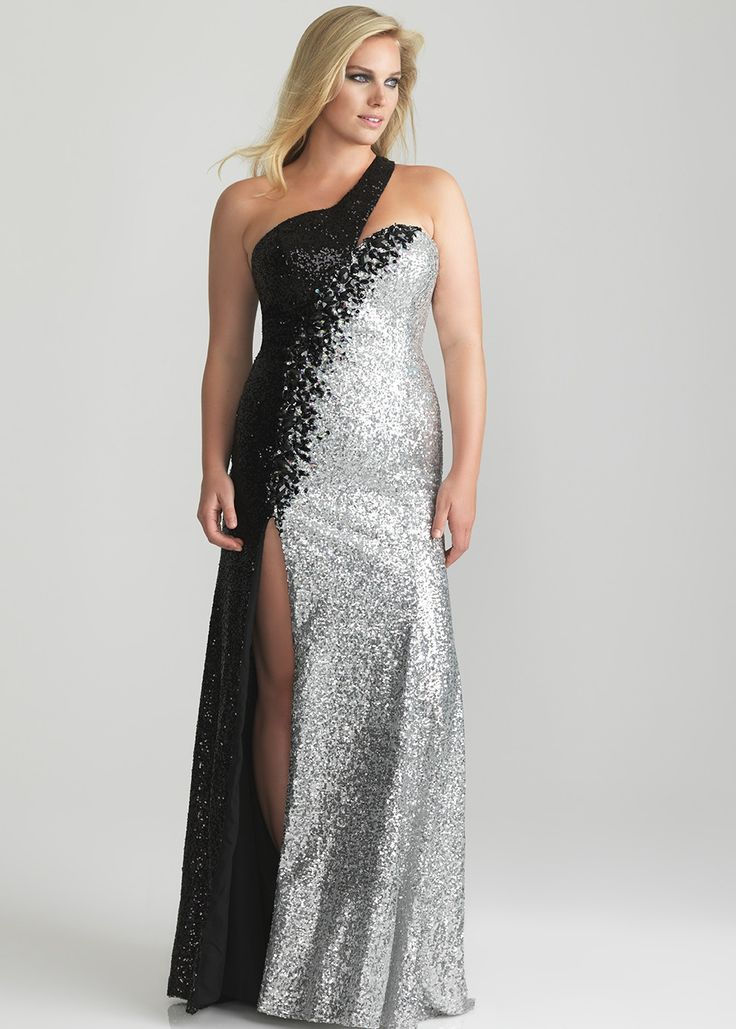 New 2013 Night Moves by Allure 6784W black and silver one ...
