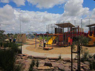Murrumbeena Park, Kangaroo Road, Murrumbeena