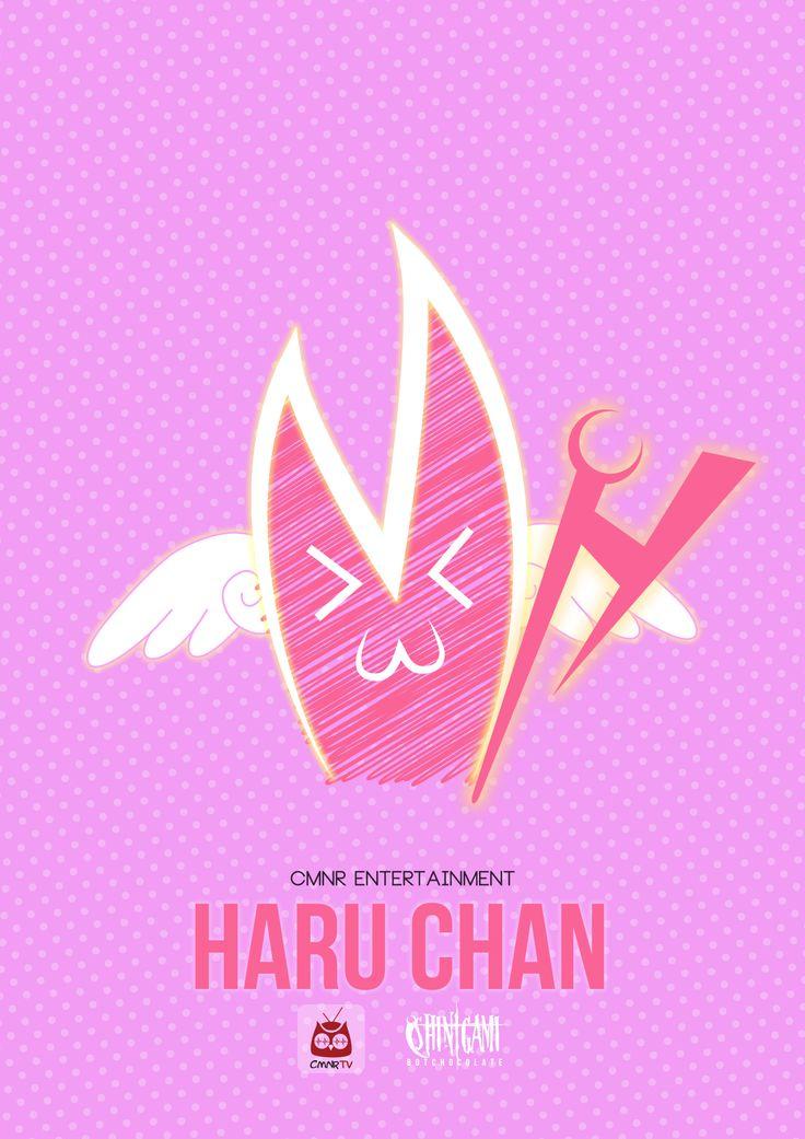 Haru Chan - CMNR poster - Design by BotChocolate