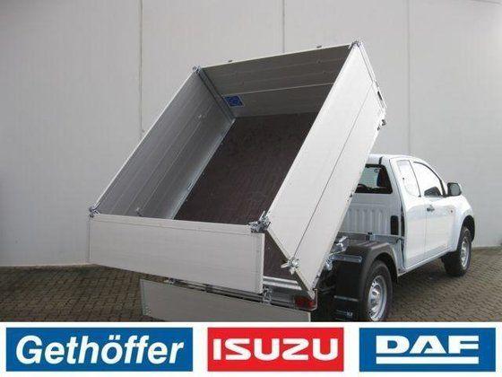 Isuzu D Max Space Cab