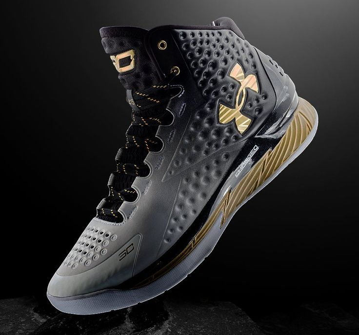 Looking for photos of the Curry One MVP PE basketball sneakers? Check out  these pictures of the performance sneaker here.