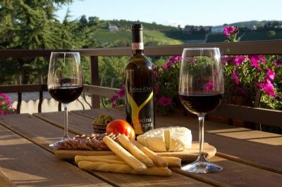 La dolce vita og vingårdsferie på Cascina Castagna Calosso, Piemonte, Italy