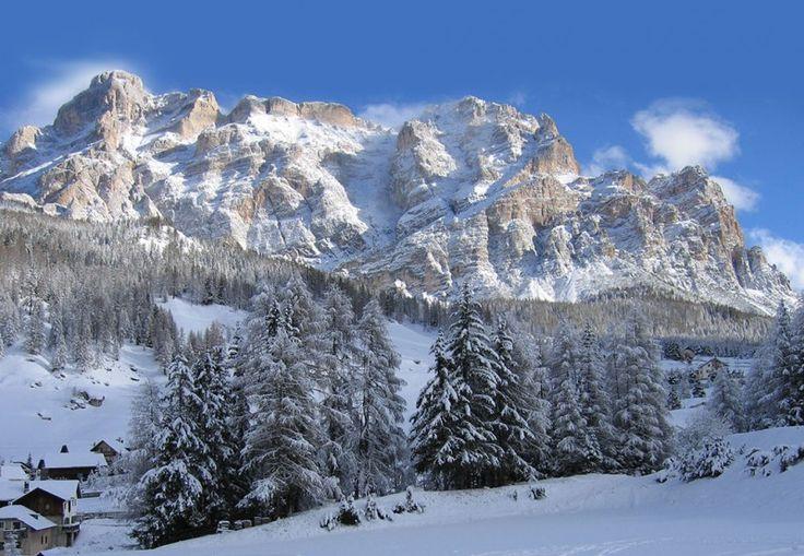 Dolomiti Superski - ALTA BADIA - Mountain Sun