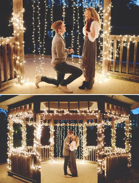 Surprise wedding proposal idea! http://www.weddingchicks.com/before-you-get-engaged/