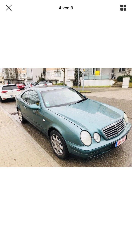 Mercedes CLK 320 Sport **Aut.