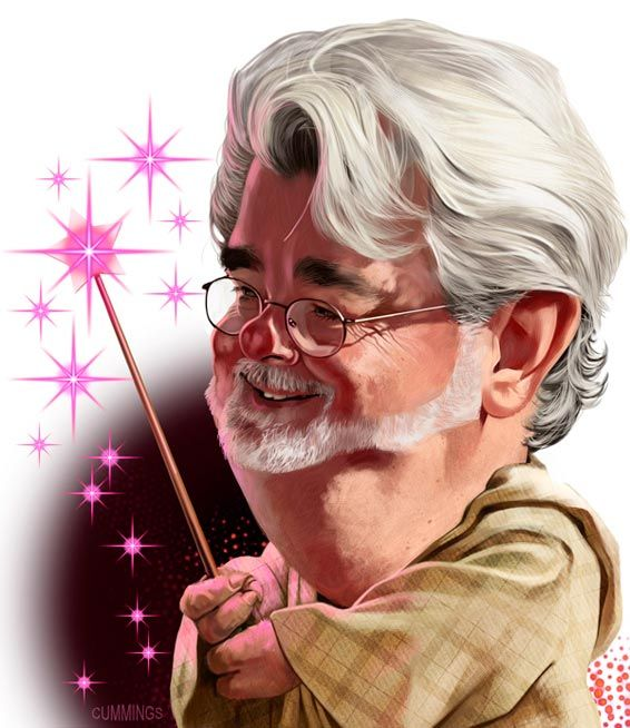 george lucas my leader The 7 characteristics of a good leader blogger maurice elias on school leadership through the lens of social and emotional ©2018 george lucas educational.
