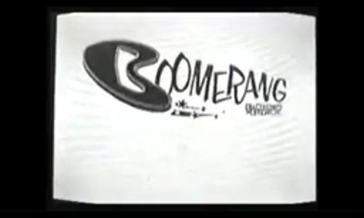 Boomeraction por Boomerang de Cartoon Network.