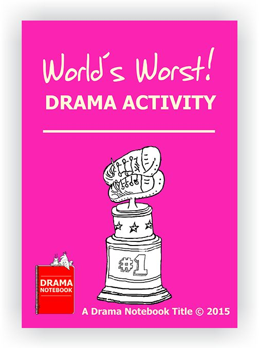 Improv game featuring over 80 hilarious prompts. Best for older or advanced students.