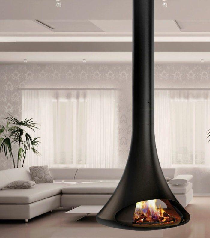 les 25 meilleures id es concernant chemin e suspendue sur pinterest chemin e ouverte. Black Bedroom Furniture Sets. Home Design Ideas