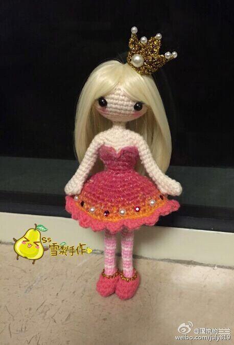 Вязание крючком куклы электронная версия Волшебник из страны Оз иллюстраций - глобальной станции Taobao