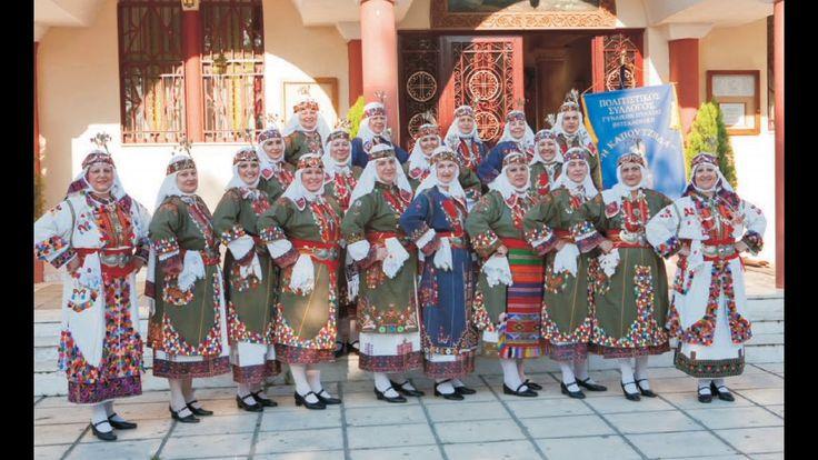 Άνοιξαν ούλα τα δέντρα (Πυλαία Θεσ/νίκης) - Μακεδονικά τραγούδια