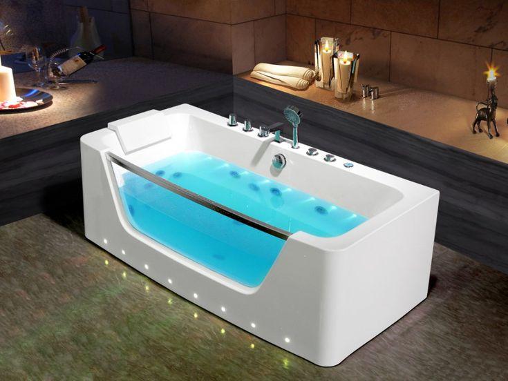 1000 id es sur le th me baignoire balneo sur pinterest baignoire a porte b. Black Bedroom Furniture Sets. Home Design Ideas