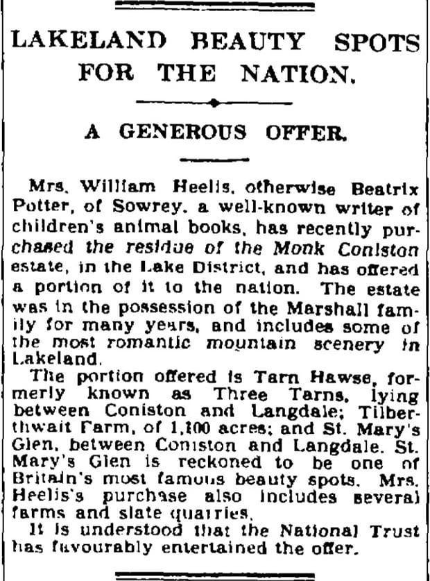 The Observer, 26 January 1930.
