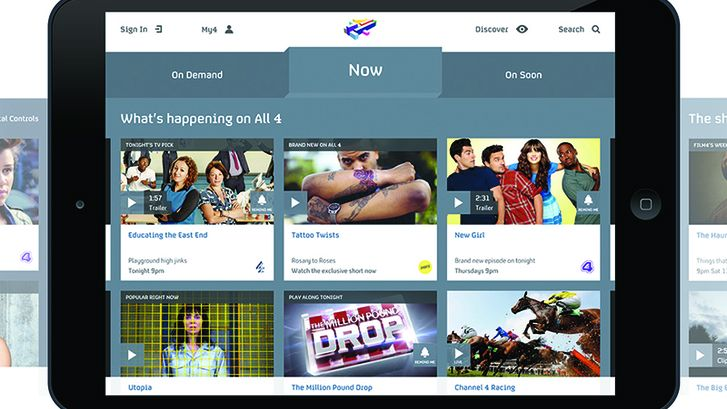 Channel 4 relaunches 4oD as All 4, which includes live mobile streaming | Channel 4's much-loved but ageing catch-up TV service is getting a new look, and a new name. Buying advice from the leading technology site