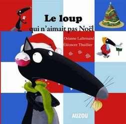 """Comme les CP ont commencé la lecture de """"Le loup qui n'aimait pas Noël"""" de Orianne Lallemand, je me suis dit que j'allais aussi essayer de travailler sur cet album avec mes petits GS. Au final,..."""