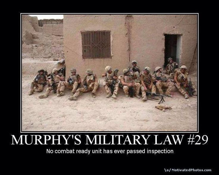Murphy's Law - Dedicated