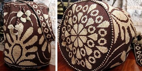 Drawn In Bags « Tapestry Crochet
