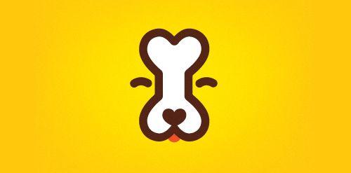 Dog bone logo « Logo Faves | Logo Inspiration Gallery