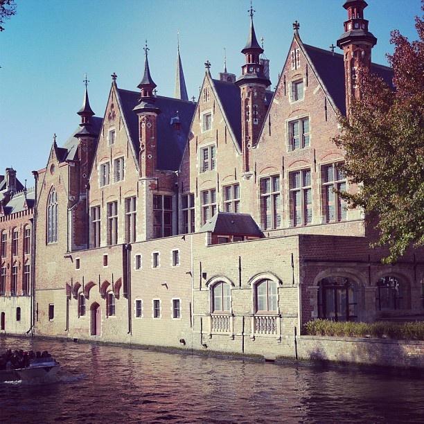 #Bruges #Belgium