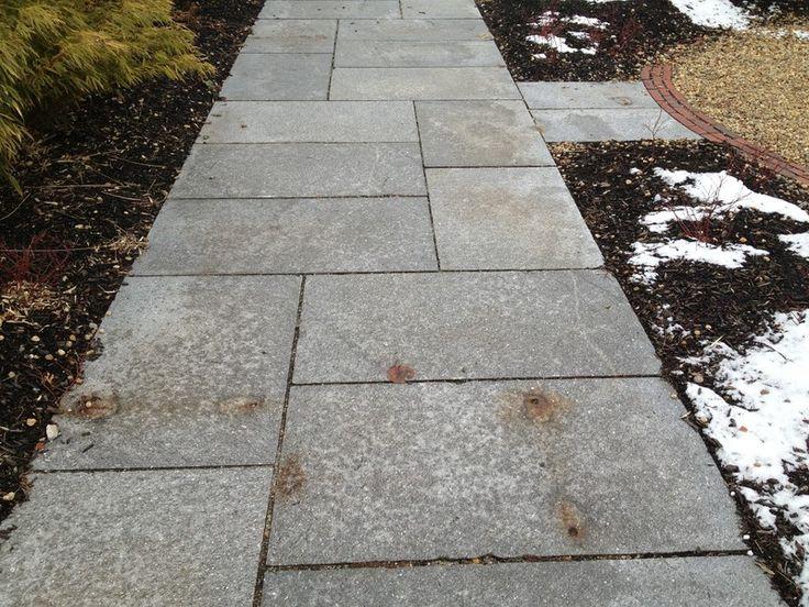 Reclaimed Granite Pavers Landscape Stone Pinterest Granite - Granite patio pavers