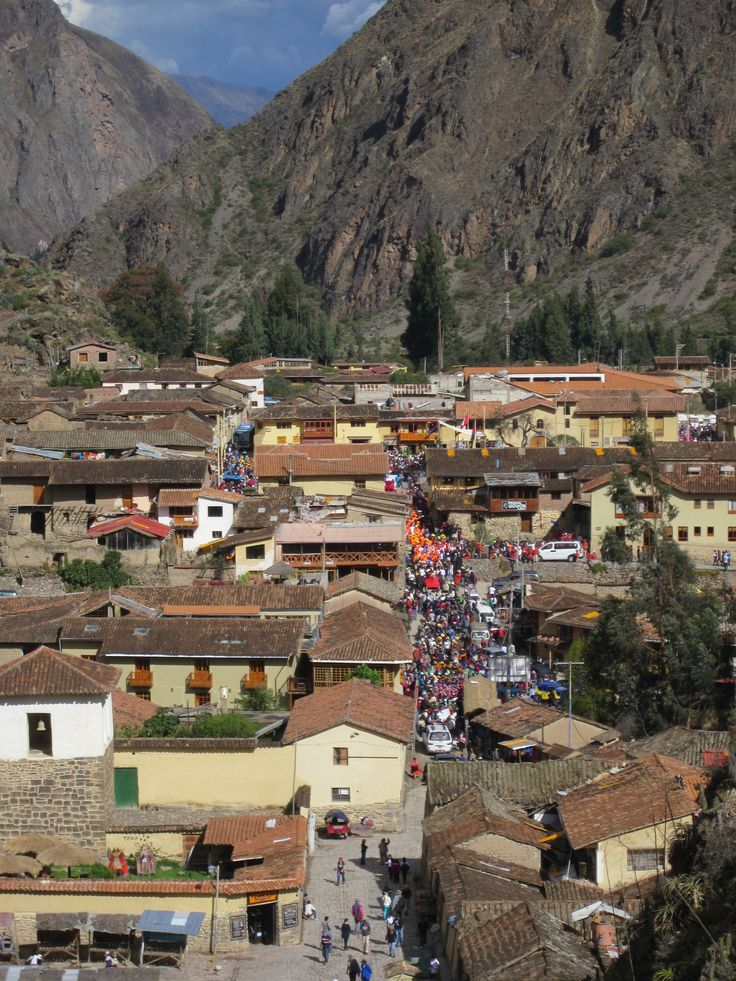 A day of Celebration in Ollantaytambo, Peru, Drifter Alley, Travel Photos