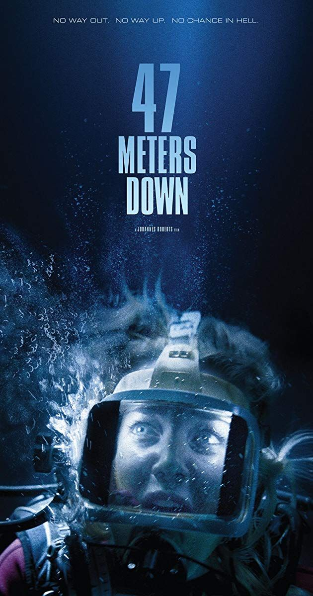 Reviews: 47 Meters Down - IMDb | Movies in 2019 | Movies online